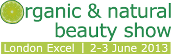ORGANIC & NATURAL BEAUTY SHOW LOGO