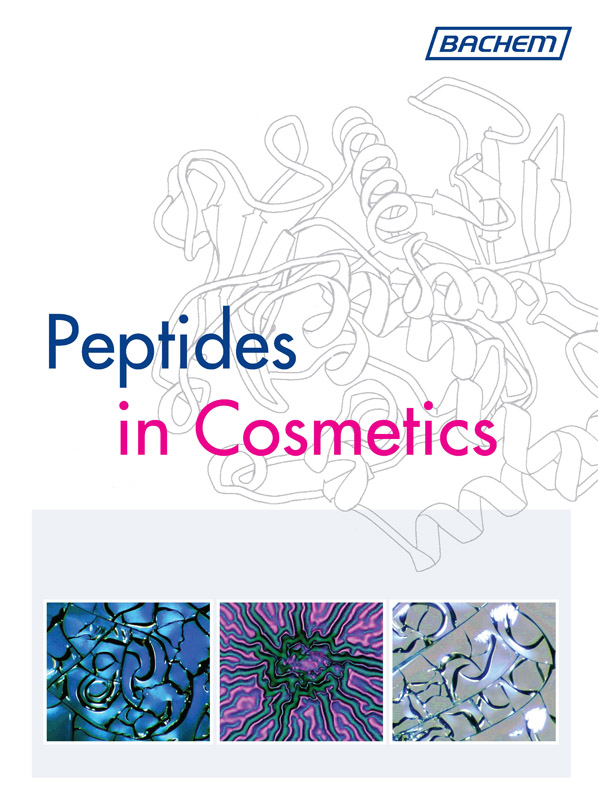 PEPTIDES IN COSMETICS