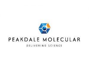 peakdale molecular logo