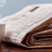 Newpaper-and-coffee