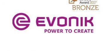 evonik logo award