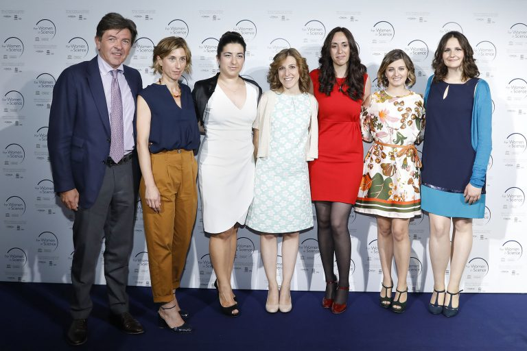 L'Oreal women for science italy