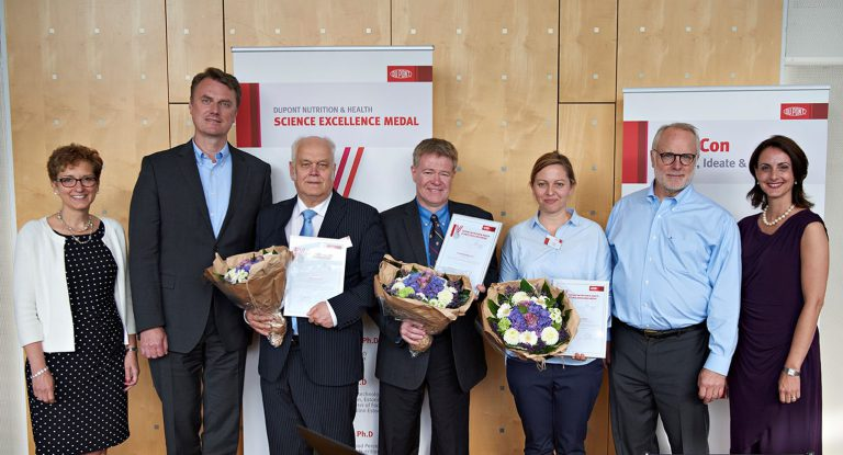 DuPont Science Excellence Award Medalists 2017