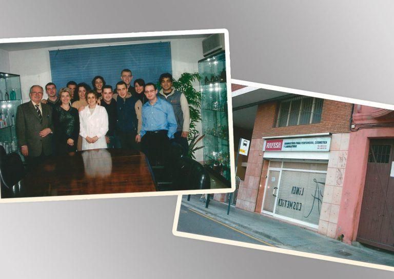 Rafesa 35 anniversary