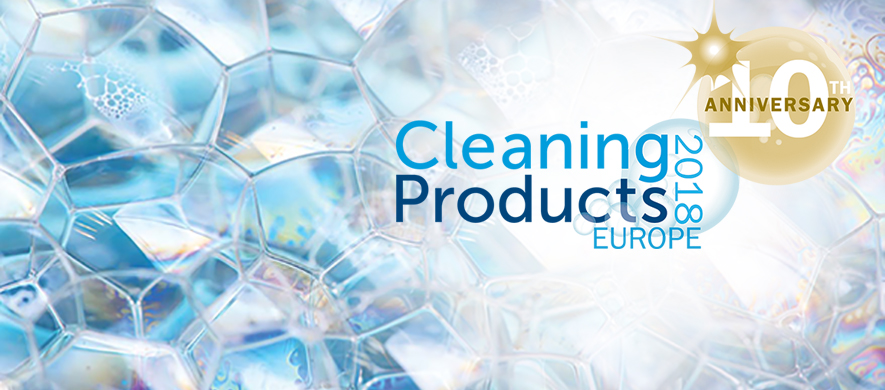 cleaning products europe 2018
