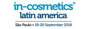 in cosmetics latin america logo