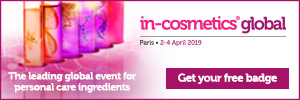 in cosmetics global banner