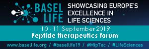 peptide therapeutics basel life 2019