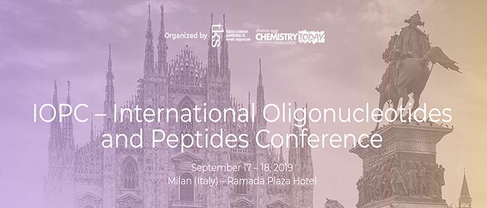 International Oligonucleotides and Peptides Conference