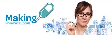 <p>Making Pharmaceuticals</p>