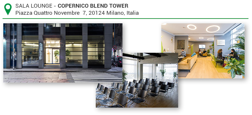 copernico blend tower