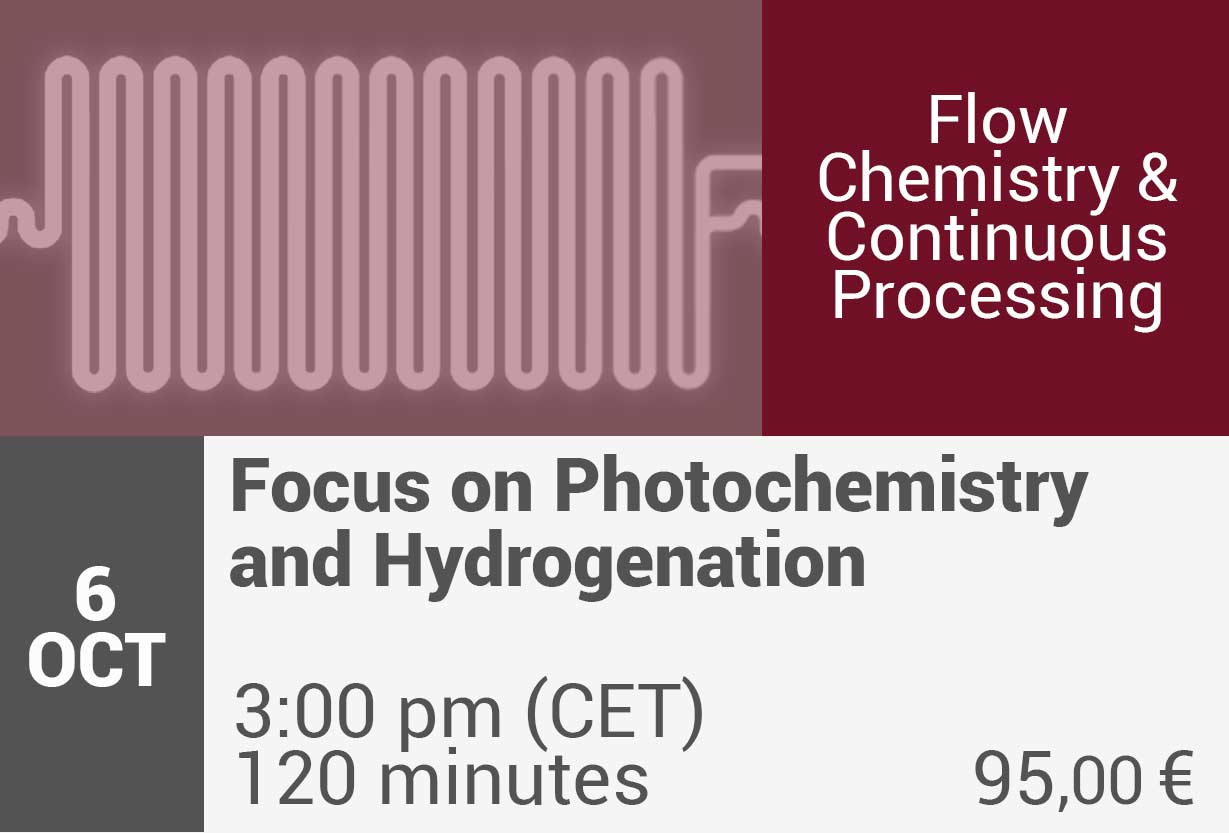 Focus on Photochemistry and Hydrogenation