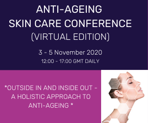 ANTI-AGEING SKIN CARE CONFERENCE (VIRTUAL EDITION)